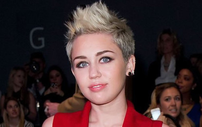 "See What Miley Cyrus Says About Men Watching ""Too Much Po'rn"""