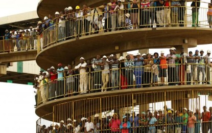 South Africa's Harmony Gold stops operations after accidents