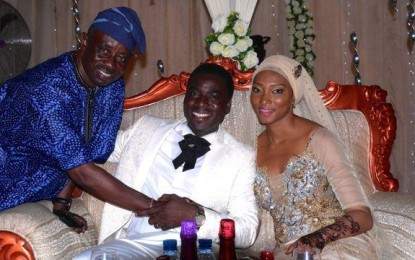Nollywood Actor's Marriage To Former Governor's Daughter Has Crashed