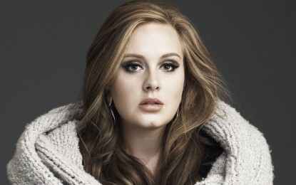 Adele named richest young musician with £45 million