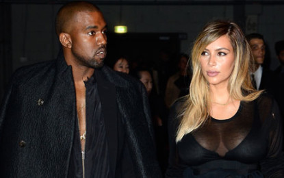 Kim and Kanye's secret plans to move their wedding to Italy!