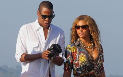 Jay-Z, Beyonce get 10 nominations between them at BET awards