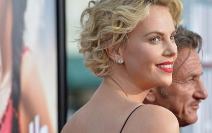 South African Charlize Theron is the most 'down-to-earth actresses in Hollywood'