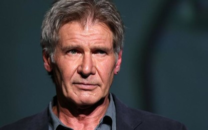 Harrison Ford hurts ankle on 'Star Wars' set