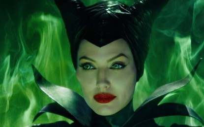 'Maleficent' Crosses $500M, Angelina Jolie's Career Best