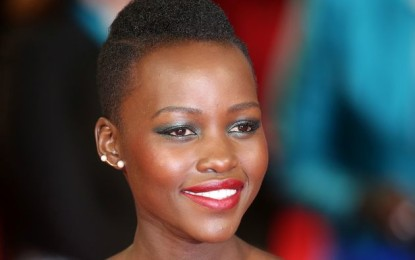 Award-winning actress Lupita Nyong'o has acquired the film rights to the best-selling novel Americanah