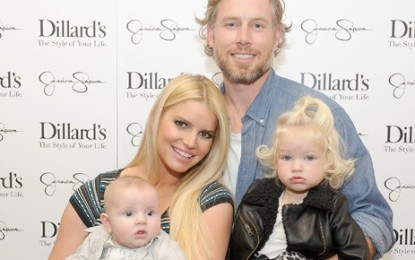 Jessica Simpson ties the knot with NFL hottie Eric Johnson
