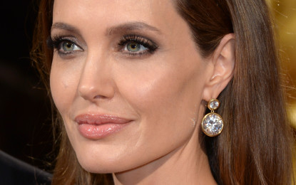 Skin secrets revealed: Angelina Jolie's €15k 'raindrop' facial