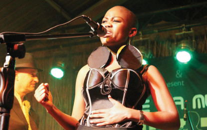 Waka Talent Recently Signed two of Botswana's Greatest Artists