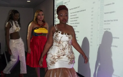 Curvaceous Africa Fashion show