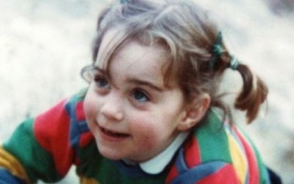 Guess who this adorable baby is now