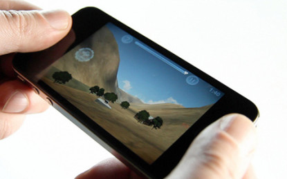 Mobile games to overtake console revenues in 2015