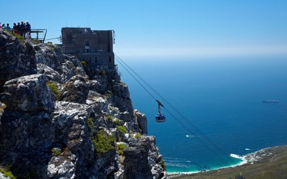 The most breath-taking cable car rides in the world