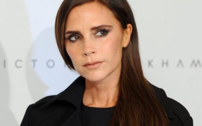 Victoria Beckham listed as Most Successful British Entrepreneur