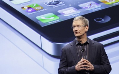 Apple CEO Tim Cook officially comes out as gay