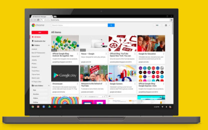 Google's New Bookmarking Service, Has Gone Live