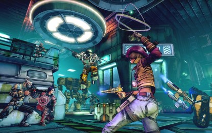 'Borderlands: The Pre-Sequel' Is More Expansion Than Full Game
