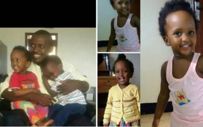 Shocking video of Ugandan housemaid torturing baby to near death
