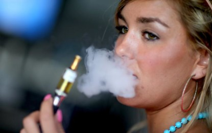 Vape: Oxford's Word For The Year 2014