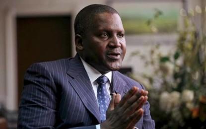 Africa's Richest Man Aliko Dangote Loses $7.8 Billion As Naira, Stocks Plunge