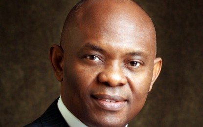 Nigerian Billionaire Tony Elumelu Invests $100 Million In 10,000 African Entrepreneurs