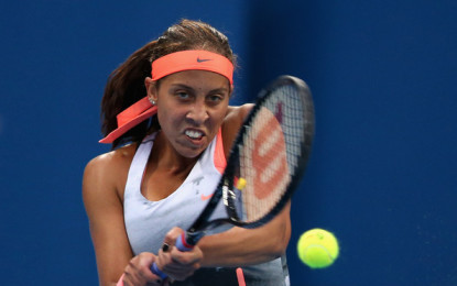 Madison Keys to play Serena Williams in semi-finals