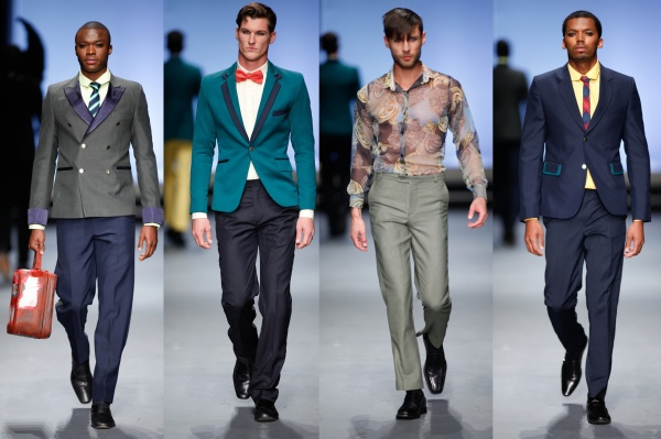 the 1st south african menswear week to take place in cape