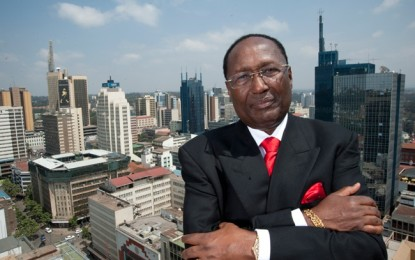 Kenyan Multi-Millionaire Chris Kirubi Makes $30 Million From Insurance Deal