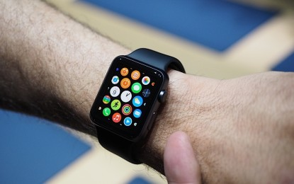 A translator app will let you speak foreign languages with your Apple Watch