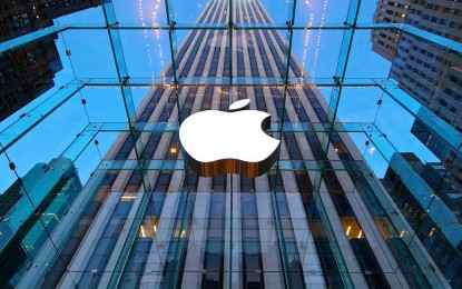 Apple passes up Google as the world's most valuable brand