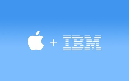IBM employees can now use Mac computers for work