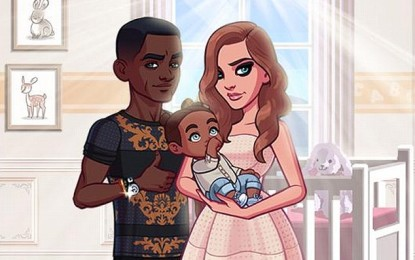 Rapper Kanye West 'joins Kim Kardashian's mobile app game'