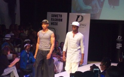 Designers impress at the Soweto Fashion Week