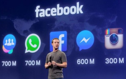 Facebook opens first African office in South Africa