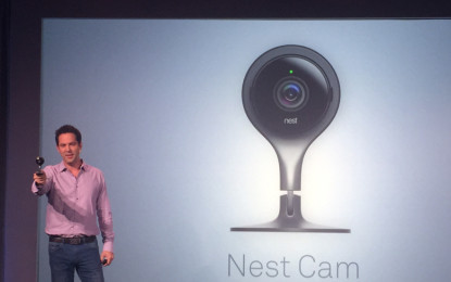 Google Adds Nest Cam Security Camera To Its Connected Home Product line