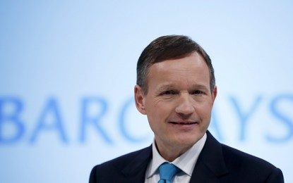 Barclays bank fires chief executive Antony Jenkins