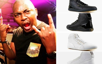 Euphonik launches new range of sneakers!
