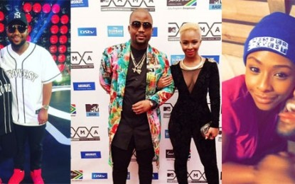 Cassper Nyovest and Boity goes on Baecation
