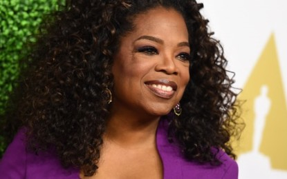 Oprah Winfrey makes millions, just one day after buying Weight Watchers shares
