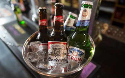 AB InBev Plans $55 Billion Bond Sale to Fund SABMiller Deal