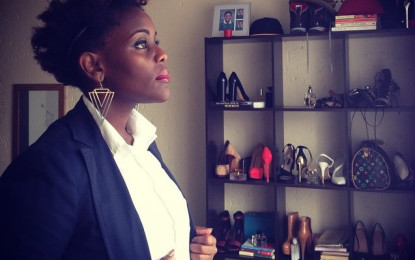 Jozi Gist opens the lid on the busy world of Tiyani Tey Majoko