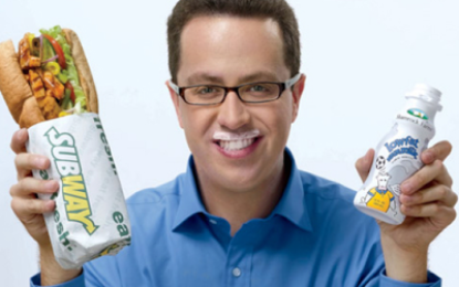 Jared Fogle sentenced to 15 years in prison for pedophilia
