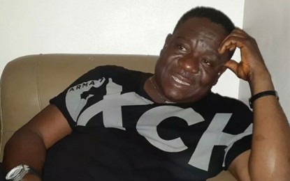 Mr Ibu replies Amber Rose after she referred to him as ugly