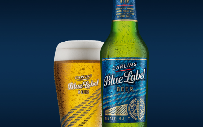 Press Release: SAB launches brand new premium beer called BLUE LABEL