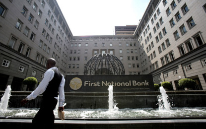 South Africa's banks on sound footing