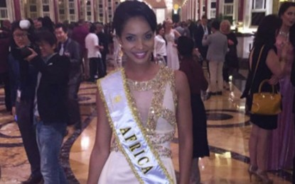 Miss SA Liesl Laurie Crowned Miss World Africa