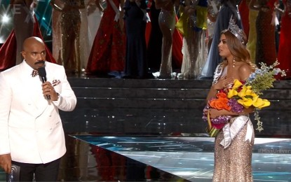 What was Steve Harvey thinking when he announced the wrong winner for Miss Universe 2015