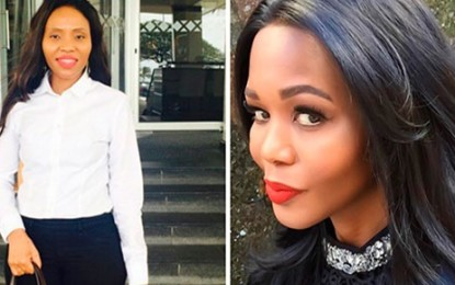 Buhle Mkhize not backing down for Norma Gigaba