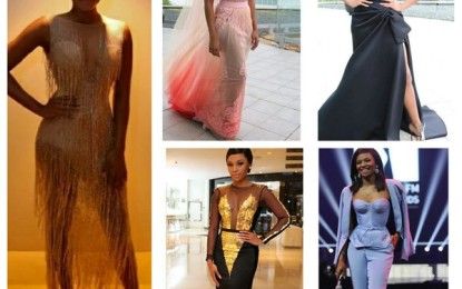 Bonang Slays MMA 2015 in 5 outfit