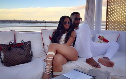 Khanyi Mbau's racy snap has her man crushing HARD